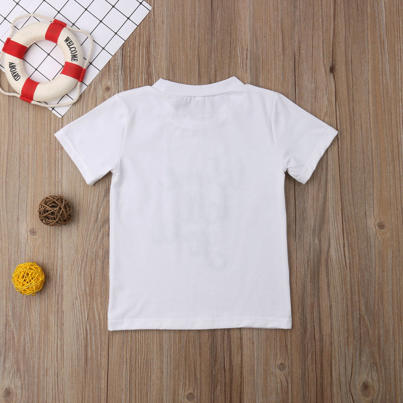 Let Me Tell You Casual Cotton T-Shirt