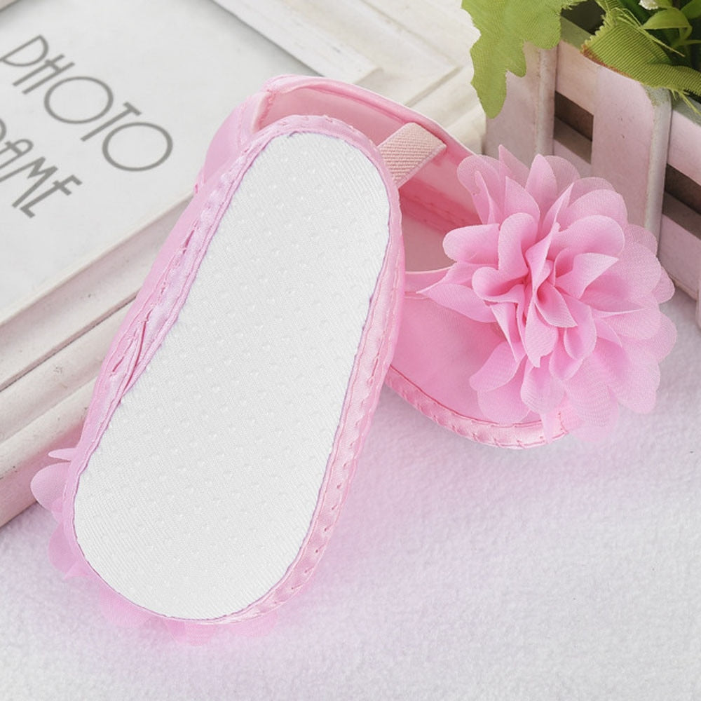 Blossoming Petal Slip On Shoes