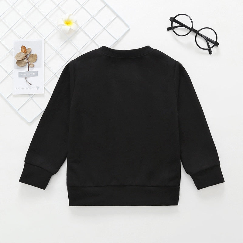 Basic Mini Boss Warm Sweater
