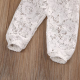 Dreamy Chic Lace Long Pants