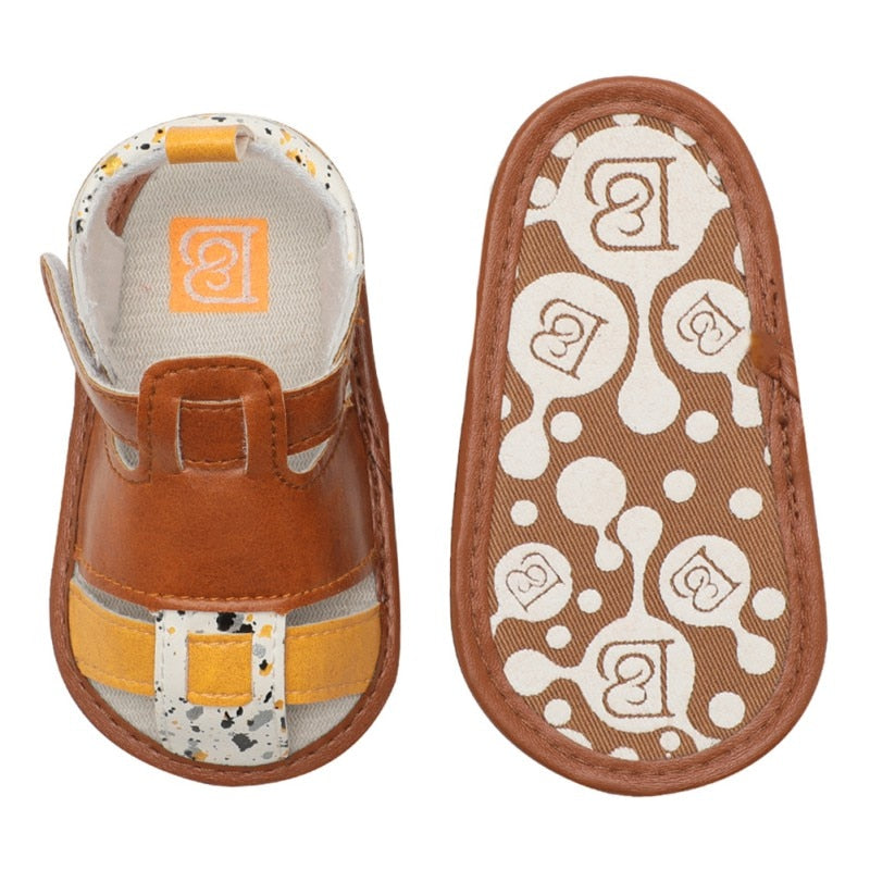 The Artist Breathable Strap On Summer Sandals
