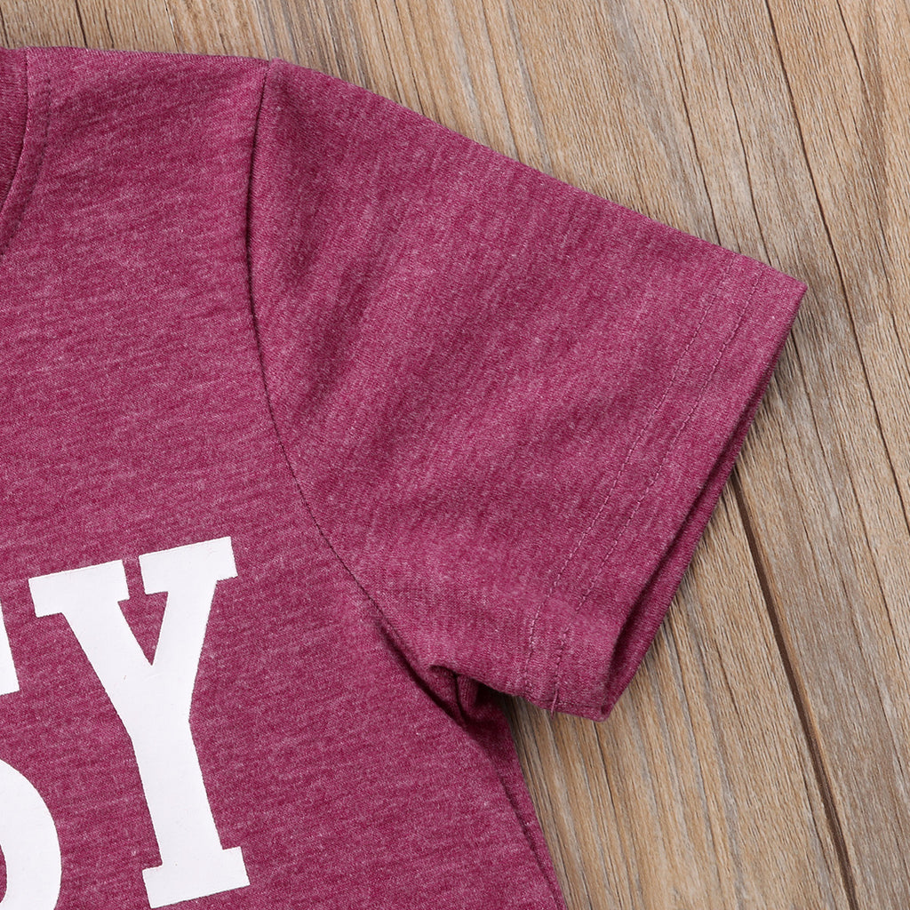 Little Miss Sassy Casual T-Shirt