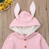 Hopper Bunny Ear Hooded Sweater