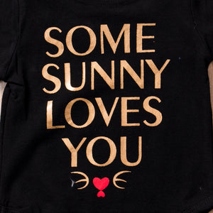 Some Sunny Loves You Romper