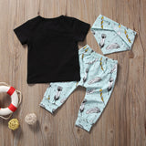 Ain't No Bunny Like You Clothing Set (3 Piece Set) - Clothing Sets - baby-petite