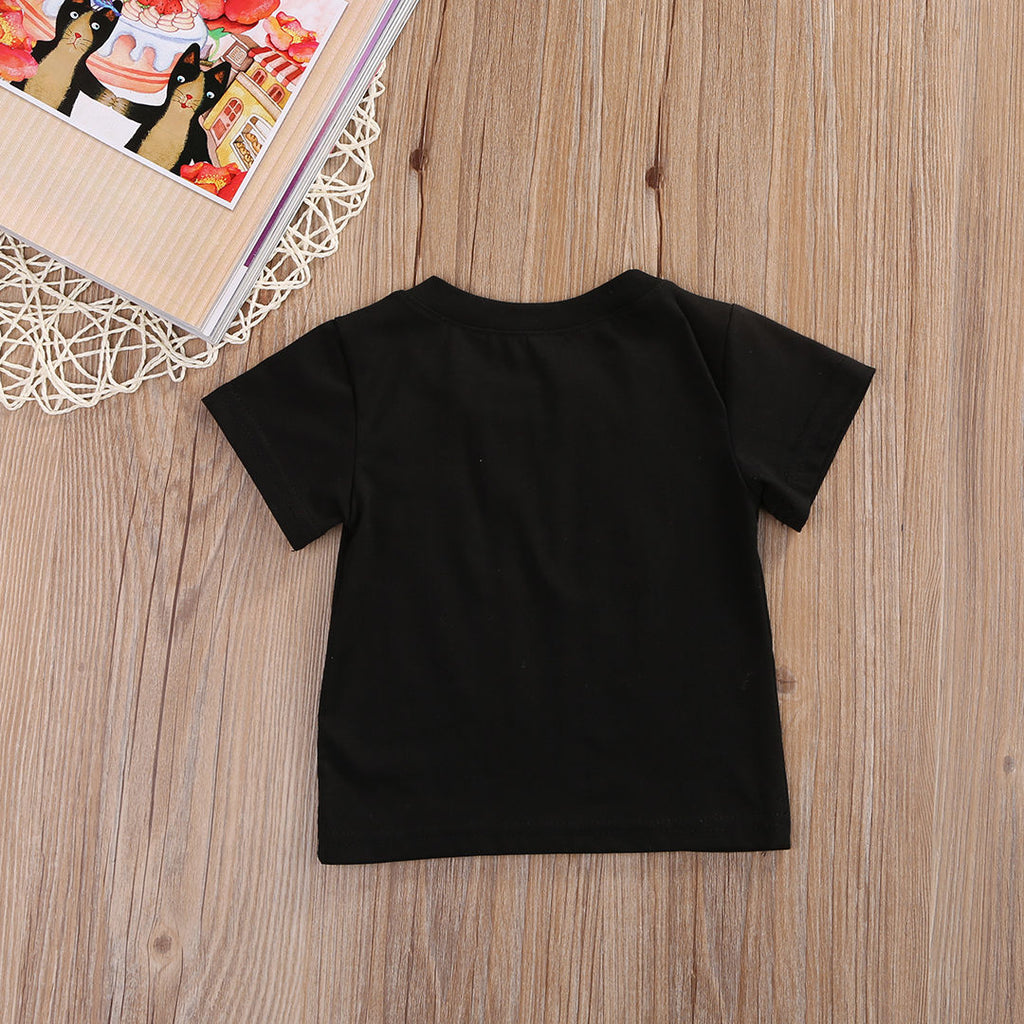 Number One Casual Cotton T-Shirt