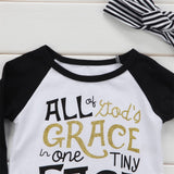 All God's Grace Clothing Set (3 Piece Set) - Clothing Sets - baby-petite