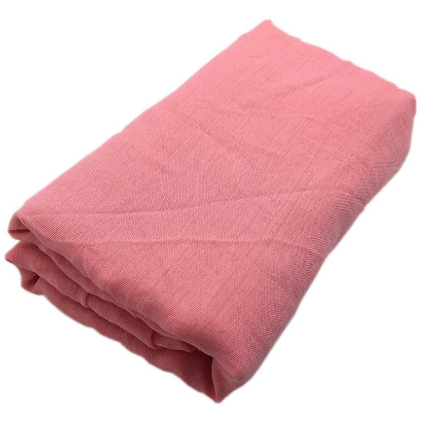 Essential Plain Swaddle Blanket - Swaddle Blankets - baby-petite