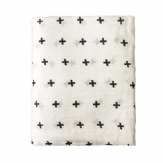 Baby Crosses Swaddle Blanket