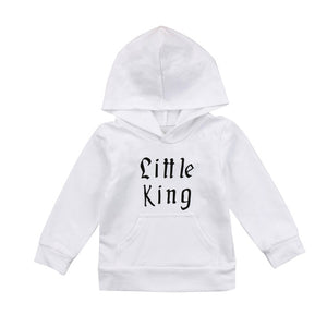 Little King Kid Hoodie