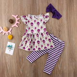 Hot Air Balloon Ride Clothing Set (3 Piece Set) - Clothing Sets - baby-petite