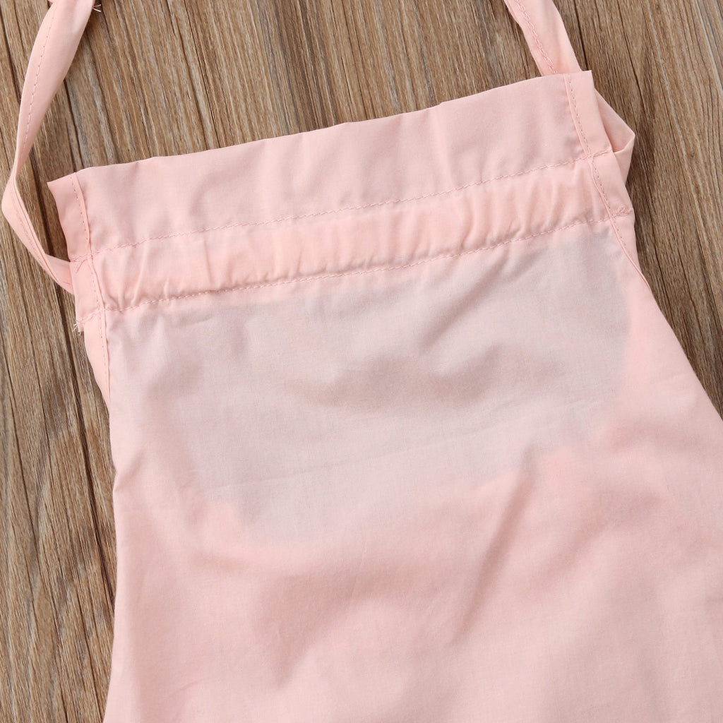 Leah Halter Neck Sweet Pastel Top