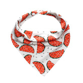 Watermelon Juicy Bandana Baby Bib