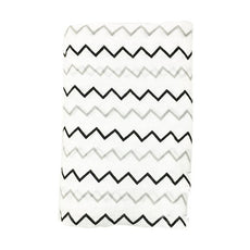Wavy Lines Swaddle Blanket