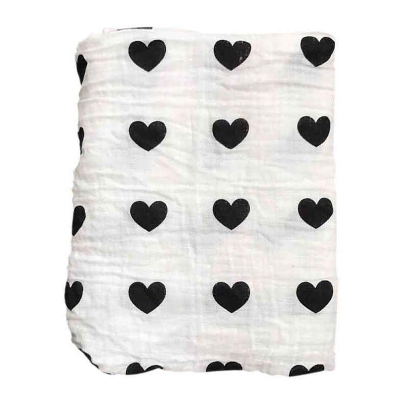Chess Love Swaddle Blanket - Swaddle Blankets - baby-petite