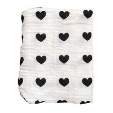 Chess Love Swaddle Blanket