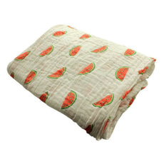 A Slice Of Watermelon Swaddle Blanket