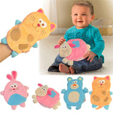 Hand Puppet Security Blanket - Security Blankets - baby-petite