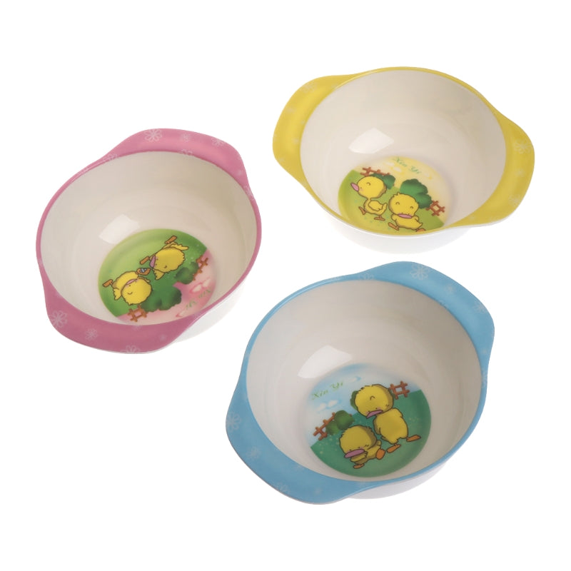 Ducky Playground Baby Bowls - Tableware - baby-petite