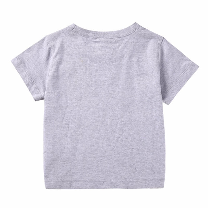 Vest Up Grey T-Shirt