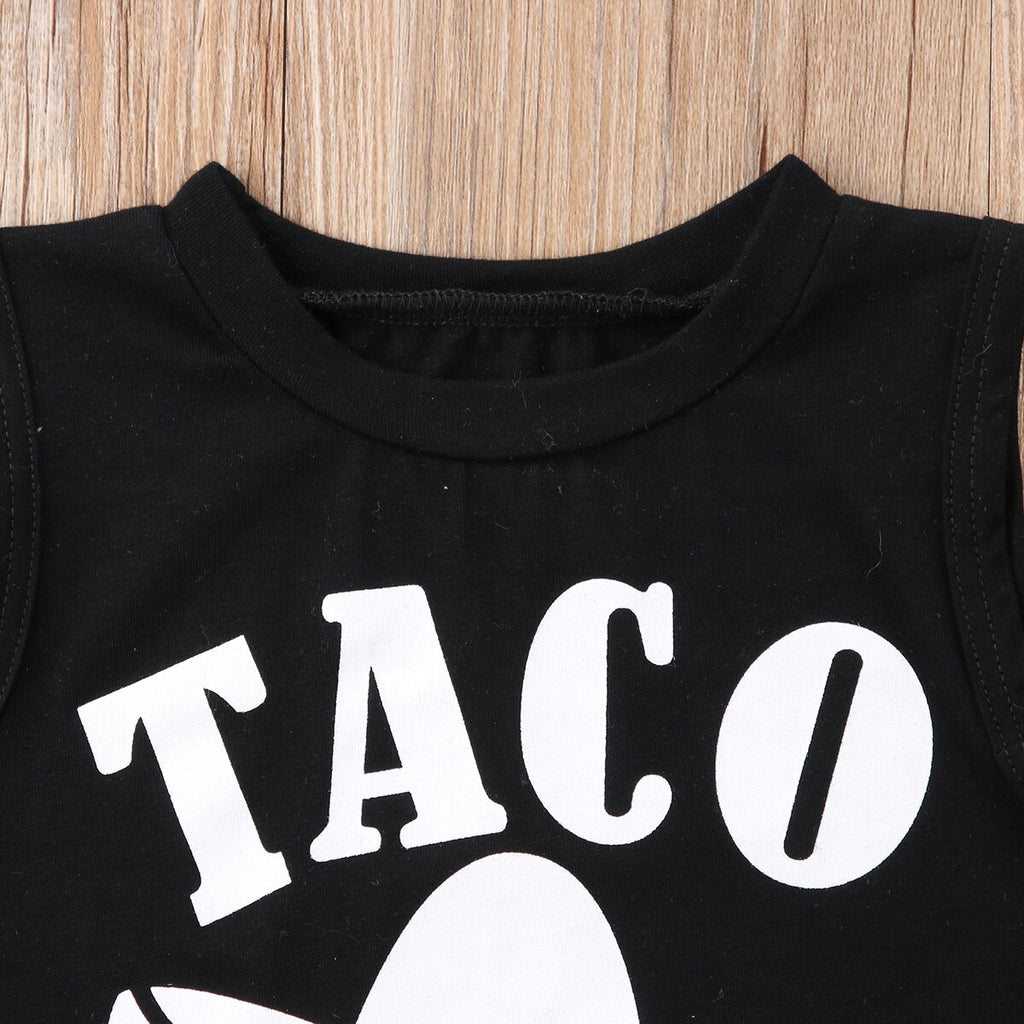 Taco Tuesday Casual Sleeveless T-Shirt