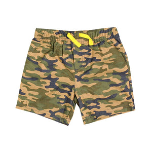 The Camouflage Season Summer Shorts