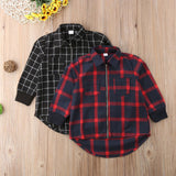 Pete Plaid Collar Button Shirt