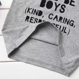 Boys Will Be Boys Cotton T-Shirt - Tops - baby-petite