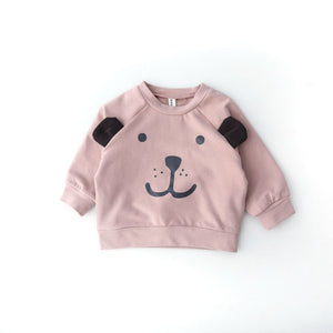 Sweet & Cuddly Bear Warm Sweater