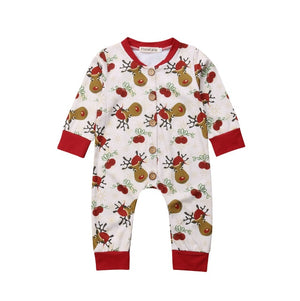 Christmas Little Rudolph Pajamas
