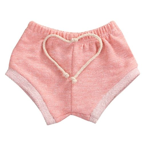 Pure Cotton Draw String Hot Shorts - Shorts - baby-petite