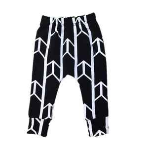 Little Hipster Arrow Leggings