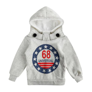 68 Universal Astronaut Hooded Sweater