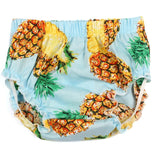 Tropical Pineapple Bloomer Shorts