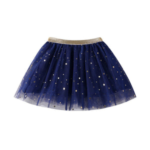 Magical Sequin Three Layer Princess Tulle Skirt