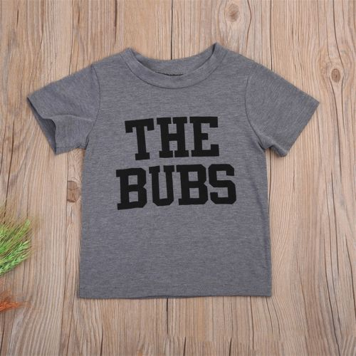 The Bubs Cotton T-Shirt - Tops - baby-petite