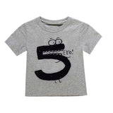Ready Set 1 2 3 4 5 Cotton T-Shirt - Tops - baby-petite