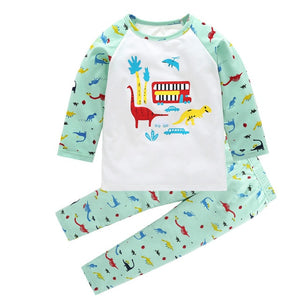 The Dinosaur Field Trip Two Piece Pajamas