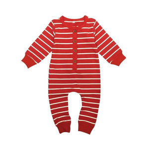 Waldo Red Striped Pajamas