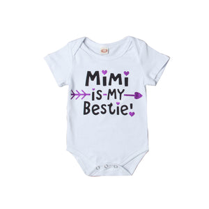 Mimi Is My Bestie Romper