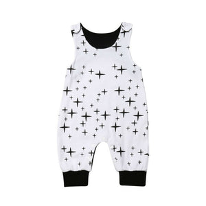 The Sky Full Of Stars Sleeveless Romper