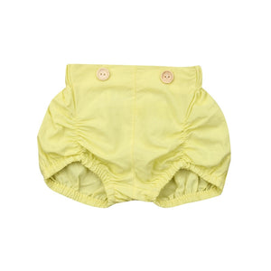 Little Aesthetic Button Bloomers