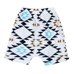 The Hipster Triangle Summer Shorts
