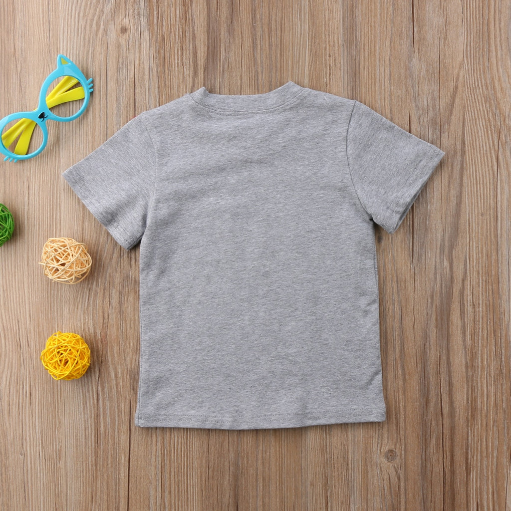 Sibling Love Casual Cotton T-Shirt