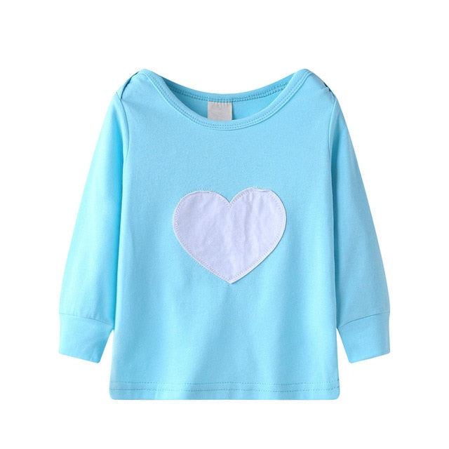 Heart To Heart Long Sleeve Top