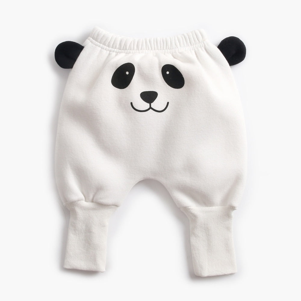 Cute Little Animal Ear Harem Pants - Pants - baby-petite