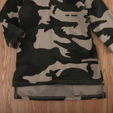 Underground Camouflage Cotton Dress - Dresses - baby-petite