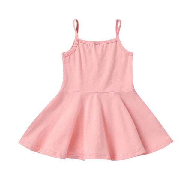 Candy Colour Summer Dress - Dresses - baby-petite