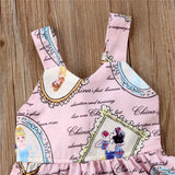 The Fairy Tale Princesses Pink Dress - Dresses - baby-petite