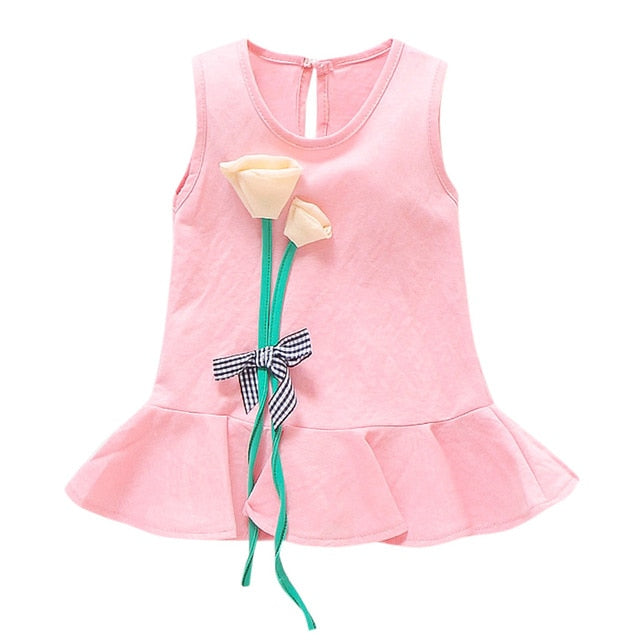 Roses For You Twirl Dress - Dresses - baby-petite
